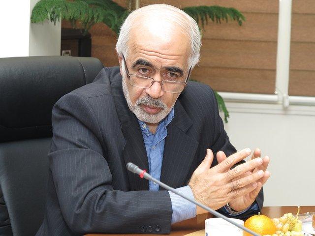 دکتر معتمدی رییس دانشگاه امیرکبیر