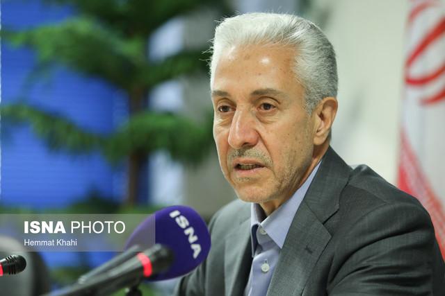 بازدید وزیر علوم از ایسنا