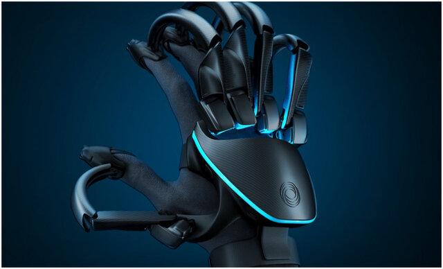 دستکش VR