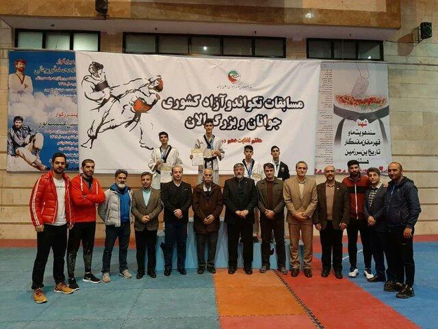 تکواندو آذربایجان شرقی