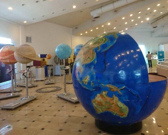 موزه علوم و فناوری در فرهنگسرای رازی