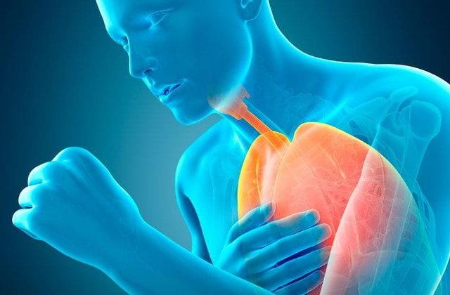 بیماری قلبی ریوی ریه قلب حمله قلبی
