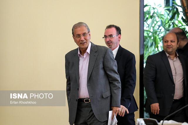 نشست خبری علی ربیعی، سخنگوی دولت
