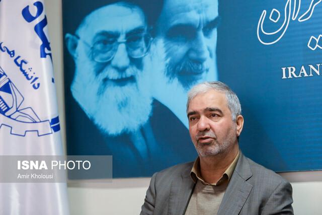 دکتر غلامرضا غفاری معاون فرهنگی و اجتماعی وزارت علوم