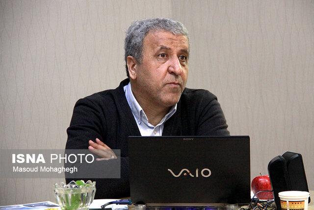 دکتر شاهوردی، رئیس پژوهشگاه رویان