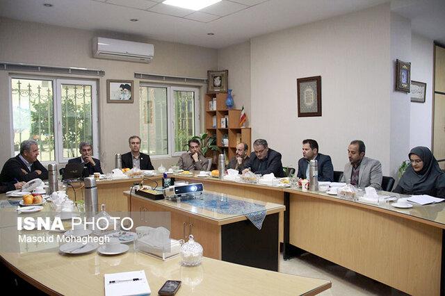 جلسه جهاددانشگاهی و دانشگاه علوم پزشکی سمنان