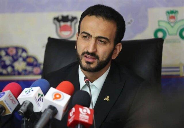جواد محمدی ذوب اهن
