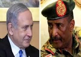 نتانیاهو و البرهان