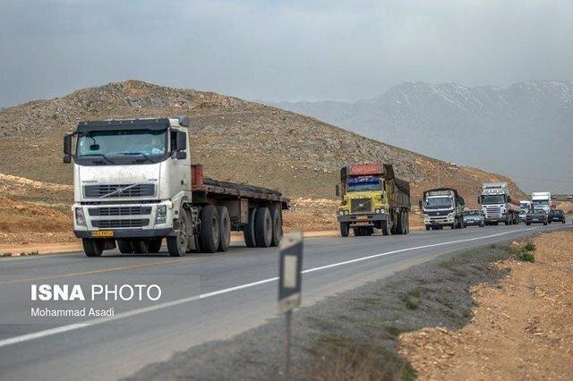 حواشی مرز میلک ادامهدار شد/ اعتصاب دوباره کامیونداران