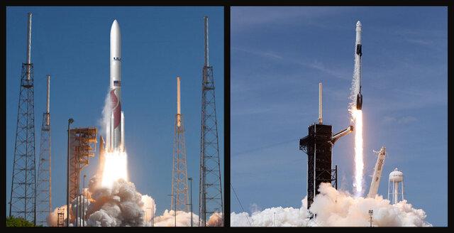 پنتاگون انتخاب خود برای ماموریتهای فضایی سری را اعلام کرد