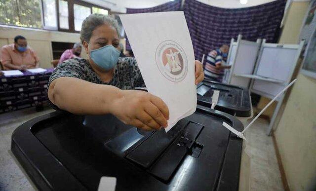 آغاز رای گیری در انتخابات مجلس سنای مصر