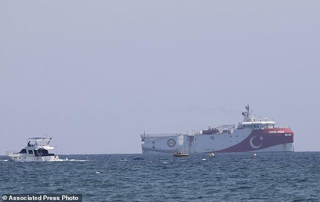 تداوم تنش بین ترکیه و یونان بر سر دریای مدیترانه شرقی