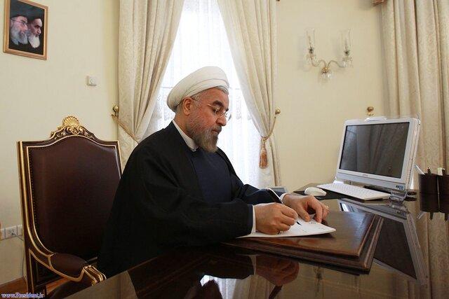 پیام تسلیت روحانی برای درگذشت فخرالذاکرین حاج فیروز زیرک کار