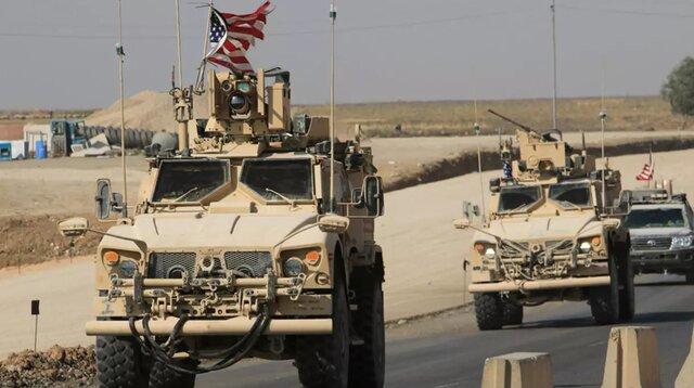 انفجار بمب در مسیر کاروان آمریکایی در بغداد