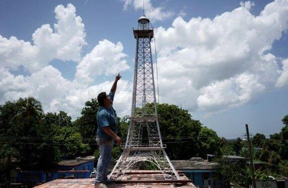 برج ایفل در هاوانا!
